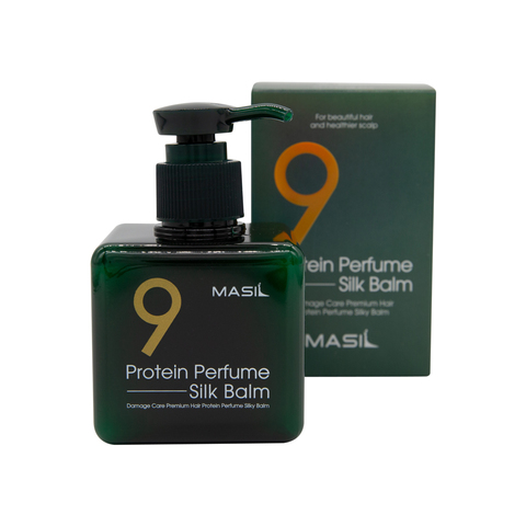 Несмываемый бальзам для волос Masil 9 Protein Perfume Silk Balm протеиновый 180 мл
