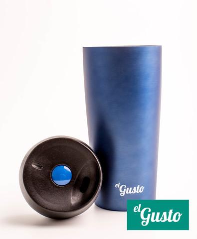 Термокружка El Gusto Grano (0,47 литра), синяя