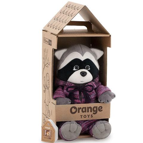 Енотик Дэйзи Вязаный сезон (Orange Toys)