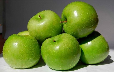 Яблоки Семеренко 1кг