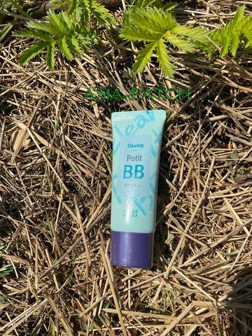 Восстанавливающий очищающий BB-крем Holika Holika Petit BB Clearing SPF 30, 30 мл