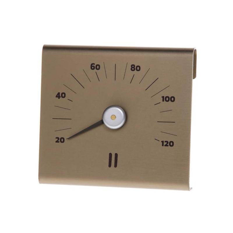 Термометр алюминиевый RENTO Шампань