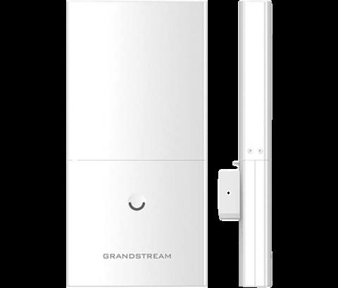 Grandstream GWN7600LR - WiFi точка доступа. Уличная установка, 2-ух диапазонная, технология 2:2x2 MU-MIMO, до 450 пользоватей