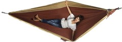 Гамак средний Ticket to the Moon Original Hammock Chocolate/Brown