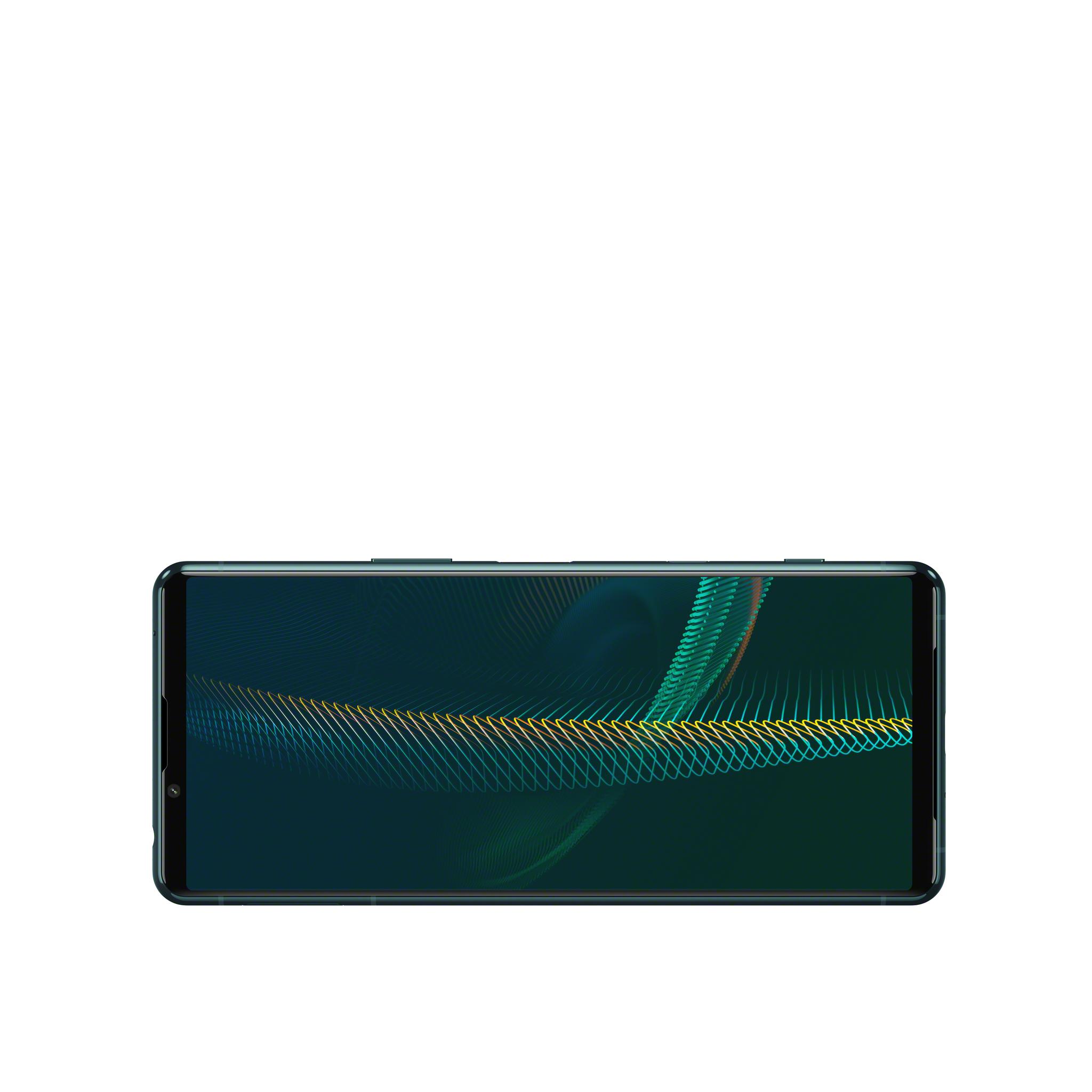 Купить смартфон Xperia 5 III Green в официальном магазине Sony Centre
