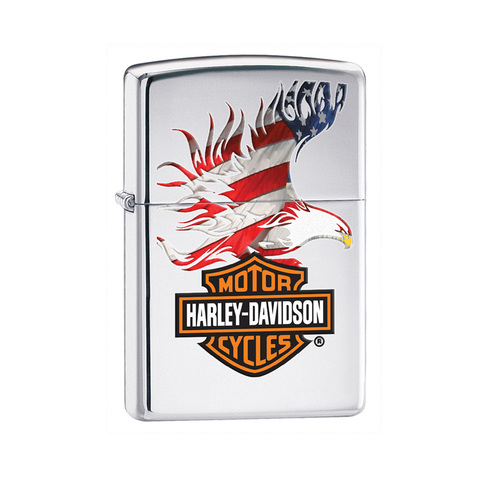 Зажигалка Zippo Harley Davidson