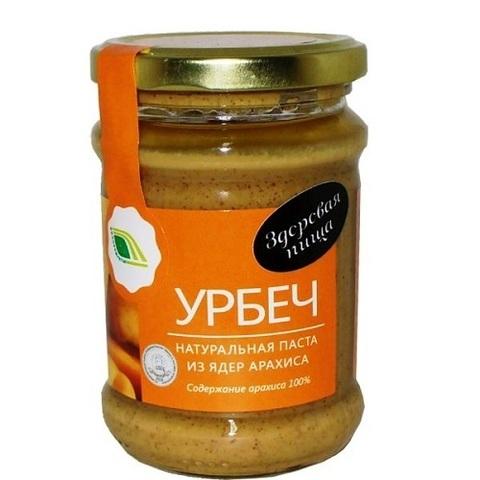 Урбеч из арахиса, Биопродукты, 280 г