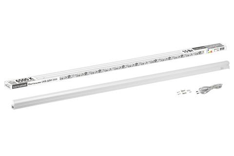 Светильник LED ДПО 2001 15 Вт, 6500К, IP40, Народный