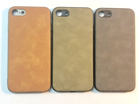 """Чехол """"Замша"""" на iPhone 7/8"""