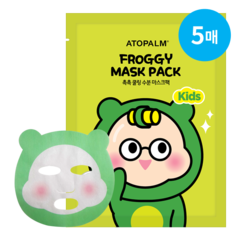 Маска ATOPALM Froggy Mask Pack 15g 5шт.