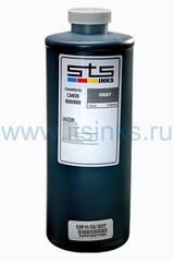 Пигментные чернила STS для HP Gray 1000 мл