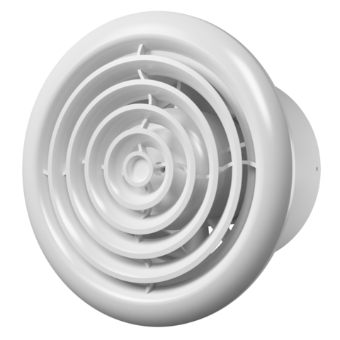 Вентилятор FLOW 6 BB D160 (двигатель на шарикоподшипниках)