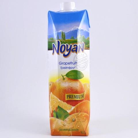 Сок грейпфрутовый Noyan, 1л