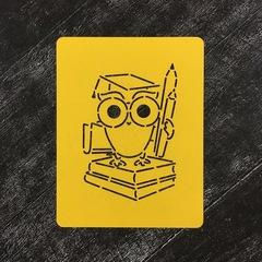 Сова №19 С книгами