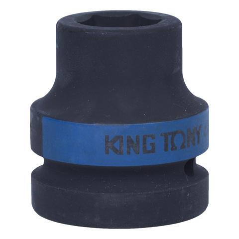 KING TONY (853521M) Головка торцевая ударная шестигранная 1