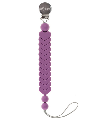Miyoumi Beloved держатель для пустышки Lavender