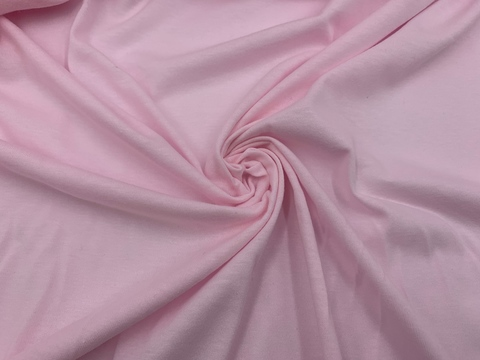 Хлопок кулирка розовая
