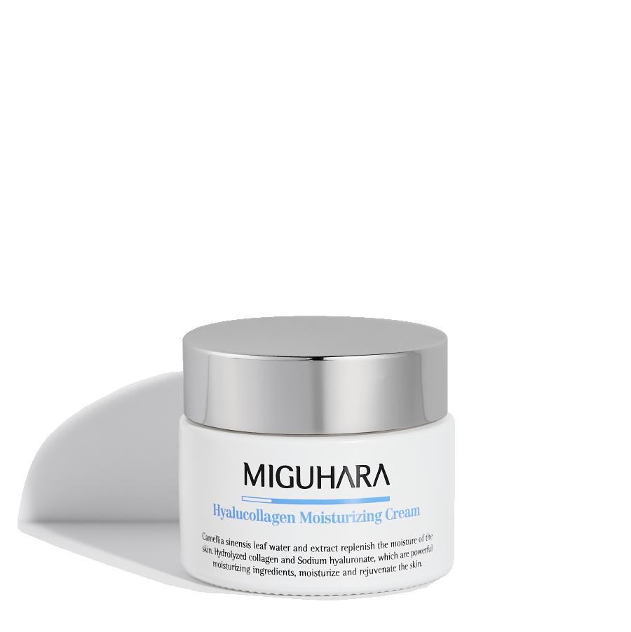 MIGUHARA увлажняющий крем для лица Miguhara Hyalucollagen Moisturizing Cream, 50 мл.