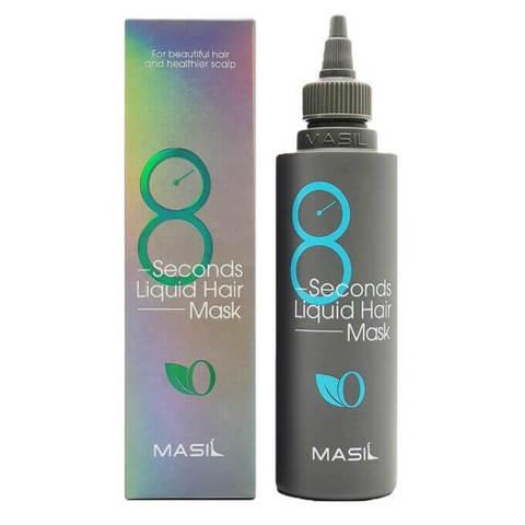 Маска-экспресс для объема волос - Masil 8 Seconds liquid hair mask, 200мл