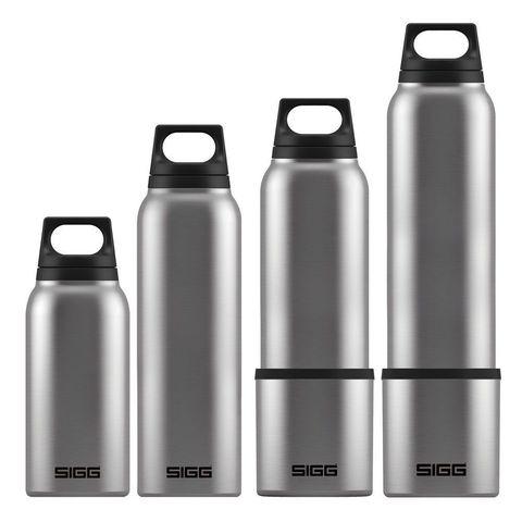 Термобутылка Sigg H&C (1 литр), серая