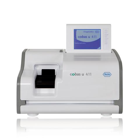 Полуавтоматический анализатор мочи cobas u 411 (600 проб/час) Рош Диагностикс