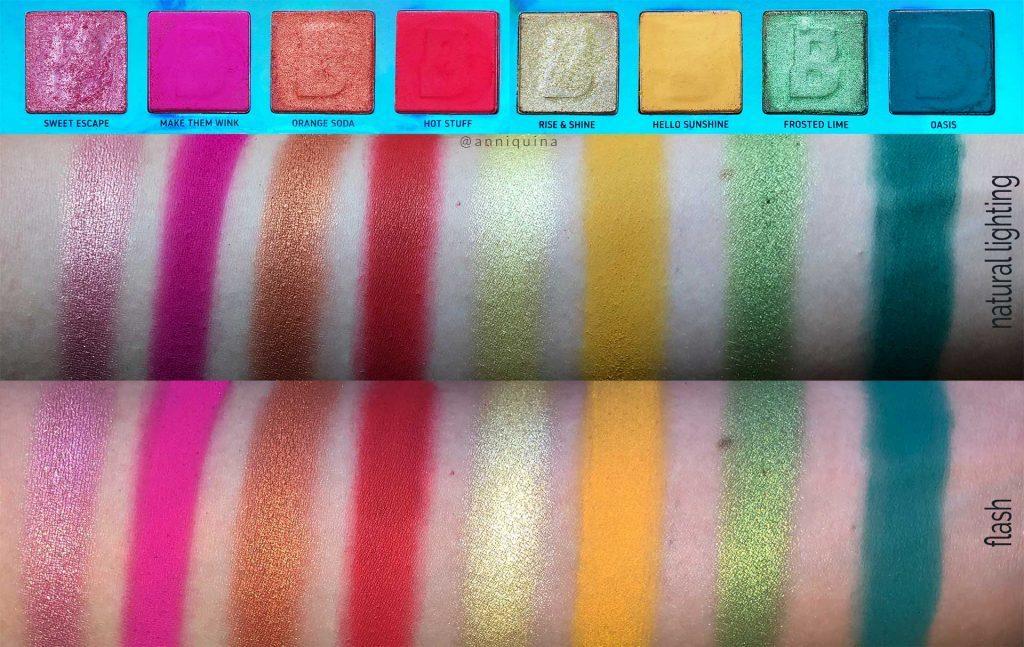 Beauty Bay EYN Bright 16 Colour Palette