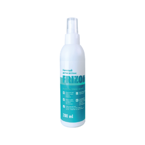 Дезинфицирующее средство FRIZON Антисептик, 200 мл