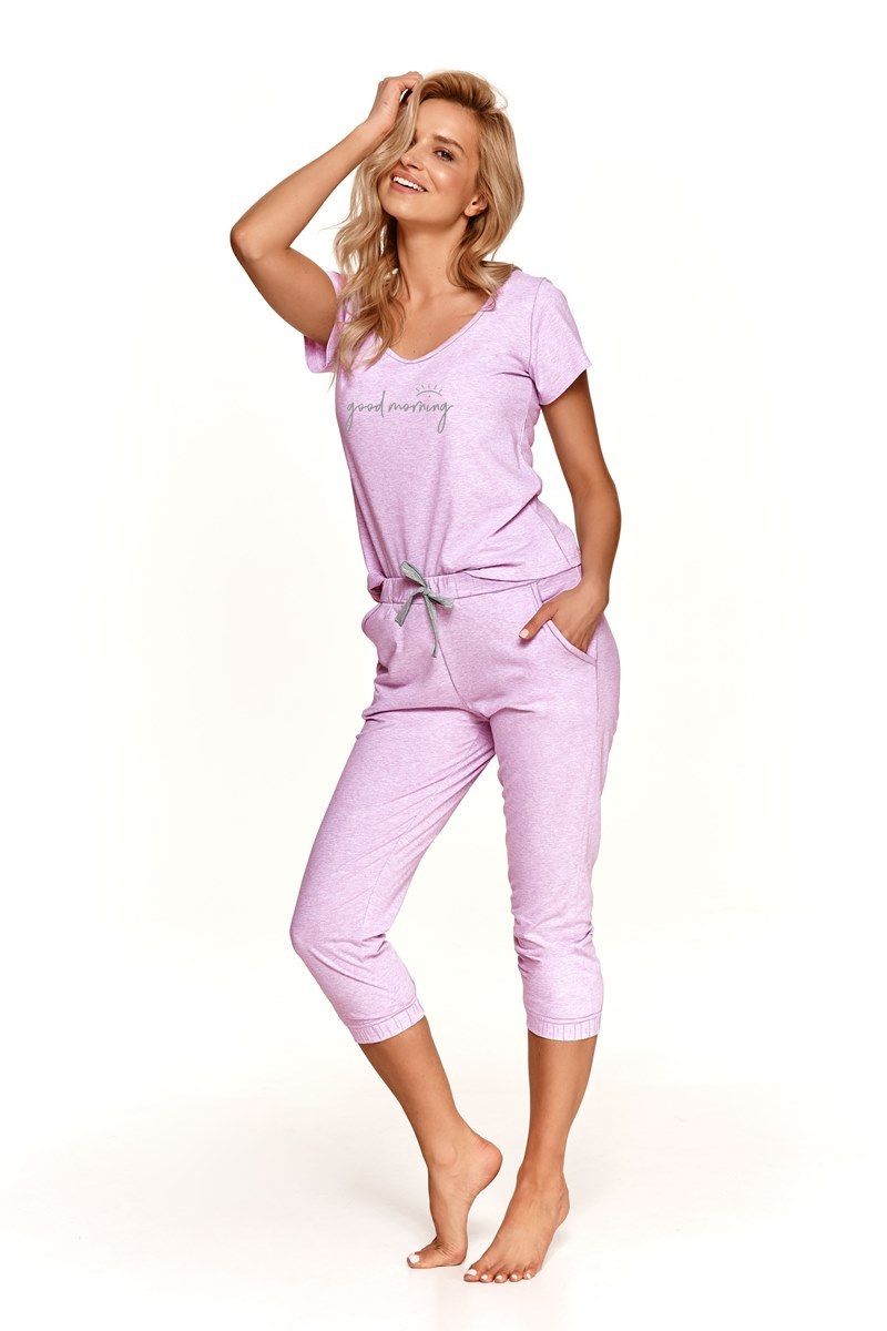 Пижама женская со штанами TARO 2503 SS21 KAMILA