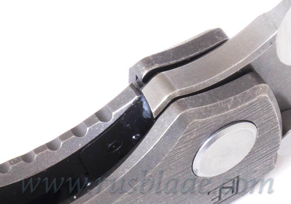 CKF/Rotten Evolution 2.0 (grey Ti handle) - фотография