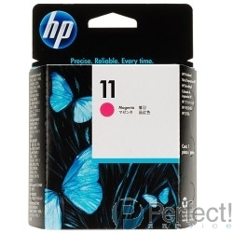 HP C4812A Печатающая головка №11, Magenta {2200/2250/DJ500(ps)/800(ps)/100/100 plus/110/110nr plus, Magenta}