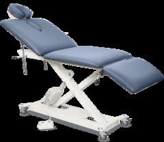 VISION ROYAL TREATMENT Стационарный массажный стол (СИНИЙ АГАТ)
