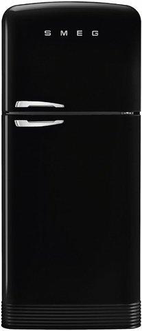 Холодильник с верхней морозильной камерой Smeg FAB50RBL5
