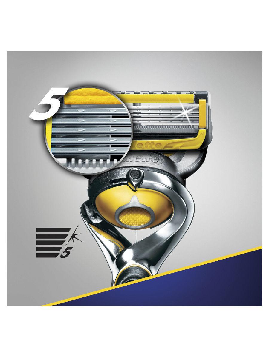 Бритвенный станок Gillette Fusion ProShield с 1 кассетой