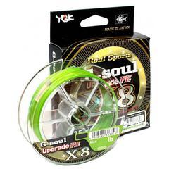 Плетёный шнур YGK G-Soul PE X8 Upgrade 150m #0.8/16lb