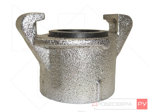 Сцепление для пескоструйных рукавов CFT-3 КРАБ х 2