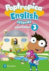 Poptropica English Islands 3 Wordcards