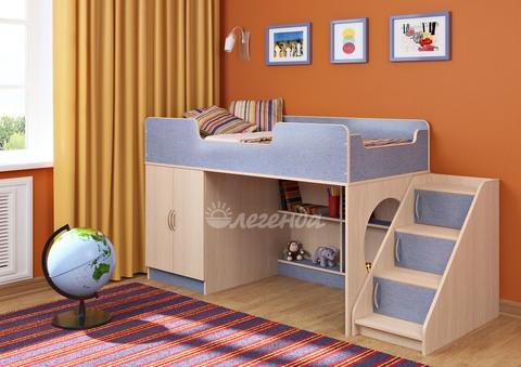 Детская кровать Легенда 2.4
