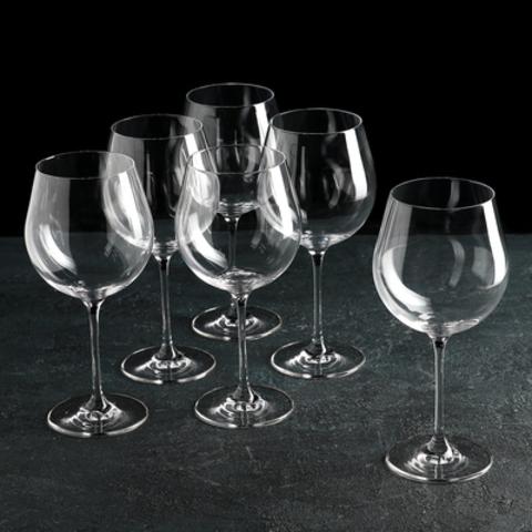 Бокалы для вина «Престиж» (набор 6 шт.)