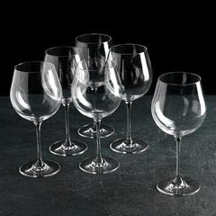 Бокалы для вина «Престиж» (набор 6 шт.), фото 1