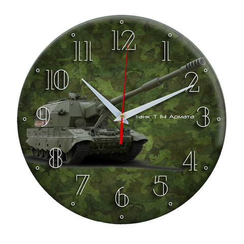 Часы сувенир Армия России 12