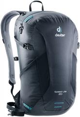 Deuter Speed Lite 20 Black - рюкзак туристический