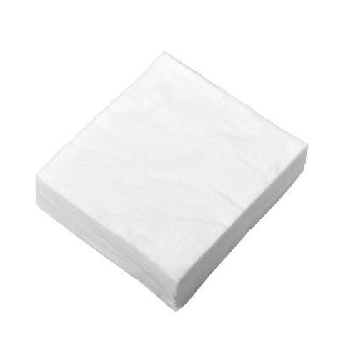 Салфетка одноразовая 20*20 спанлейс Белый