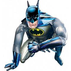 А Шар Ходячая Фигура, Бэтмен, (37''/94 см), 1 шт.