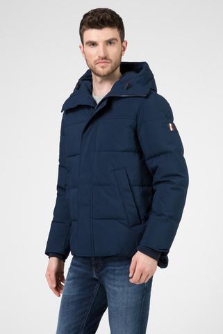 Мужская темно-синяя куртка HEAVY CANVAS Tommy Hilfiger