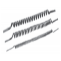 TCU0425B-2-90-X6  Полиуретановая витая трубка