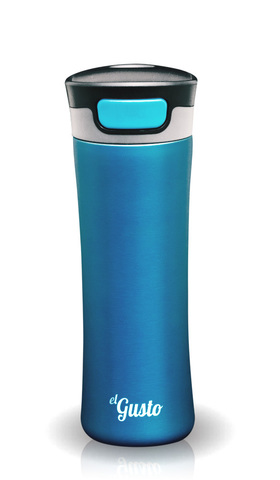Термокружка El Gusto Primavera (0,47 литра), синяя