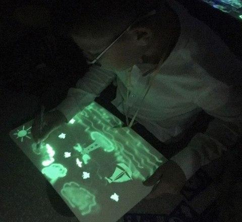 Комбо-набор Рисуй светом
