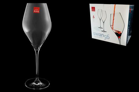 Набор бокалов для вина «Swan»