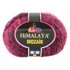 MOZAIK Himalaya (36% мохер, 31% акрил, 33% полиамид, 50 гр/85м)
