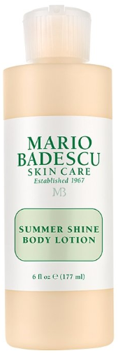 Mario Badescu Summer Shine Body Lotion лосьон для тела 177мл